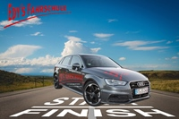 Fahrschulauto Audi A3